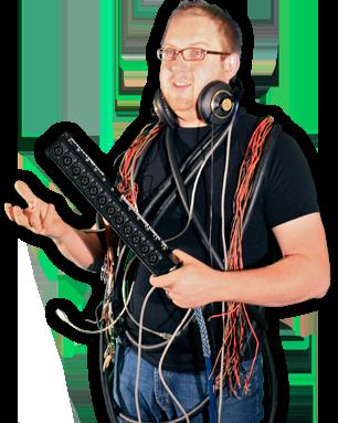 Photo of Brett Portzer