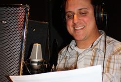 Voice Recording Studio