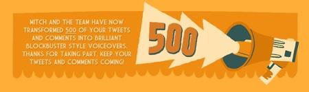 Orange Twitter Promotion