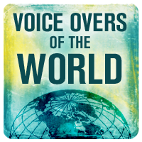 Voice Overs of the World